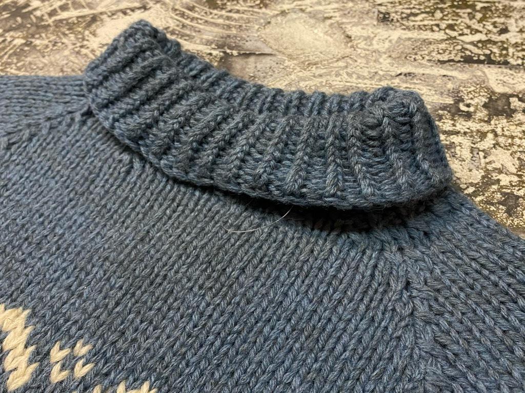 12月5日(土)マグネッツ大阪店Superior入荷日!! #3 KnitSweater編!! Nordic,Outdoor,Fisherman!!_c0078587_18003249.jpg