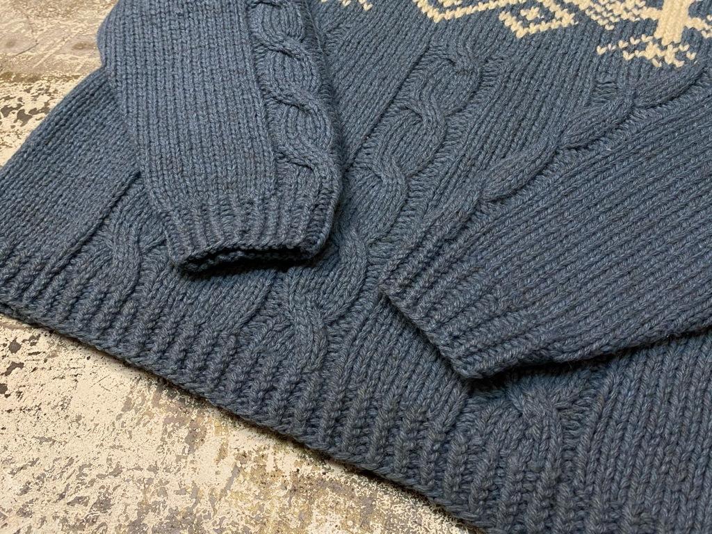12月5日(土)マグネッツ大阪店Superior入荷日!! #3 KnitSweater編!! Nordic,Outdoor,Fisherman!!_c0078587_18003507.jpg