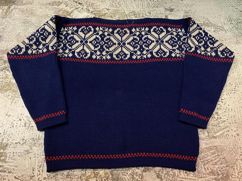 12月5日(土)マグネッツ大阪店Superior入荷日!! #3 KnitSweater編!! Nordic,Outdoor,Fisherman!!_c0078587_18010627.jpg