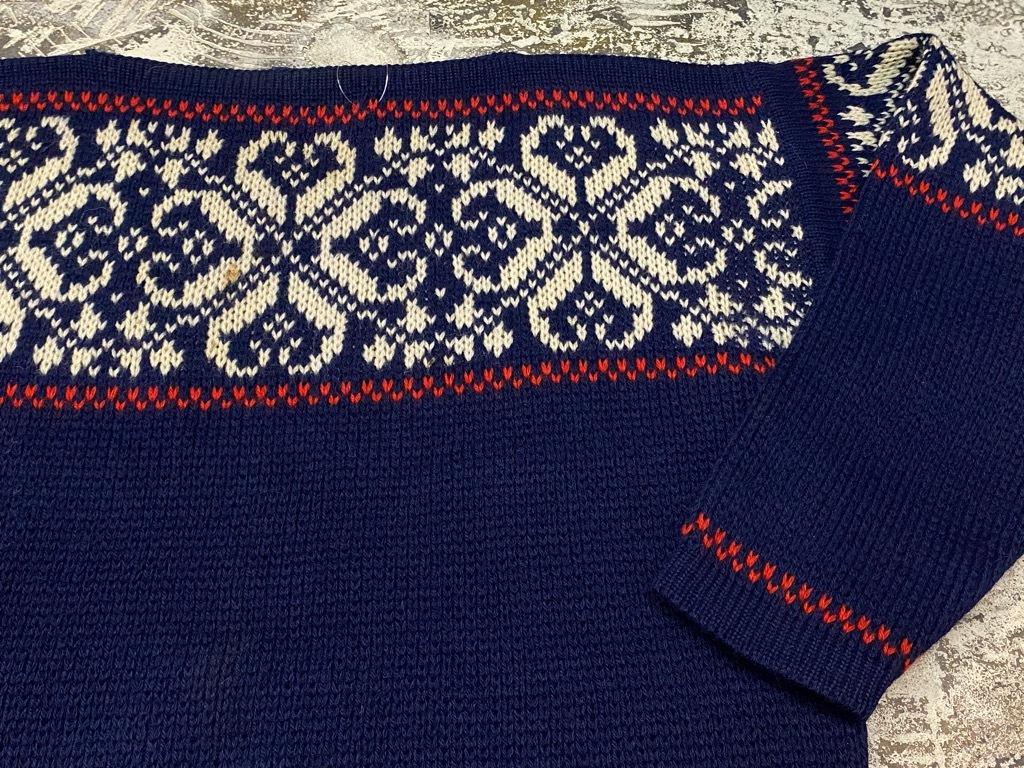 12月5日(土)マグネッツ大阪店Superior入荷日!! #3 KnitSweater編!! Nordic,Outdoor,Fisherman!!_c0078587_18010904.jpg