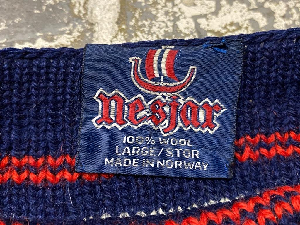 12月5日(土)マグネッツ大阪店Superior入荷日!! #3 KnitSweater編!! Nordic,Outdoor,Fisherman!!_c0078587_18011025.jpg