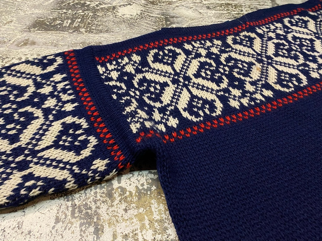 12月5日(土)マグネッツ大阪店Superior入荷日!! #3 KnitSweater編!! Nordic,Outdoor,Fisherman!!_c0078587_18011215.jpg