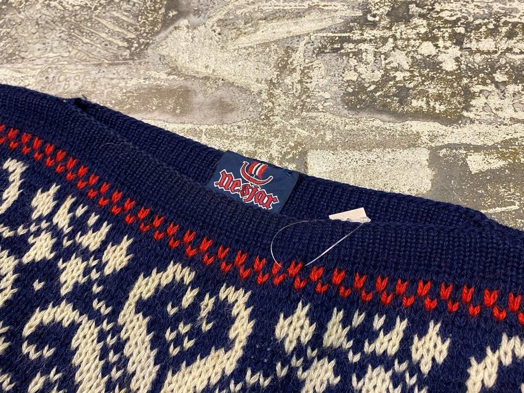12月5日(土)マグネッツ大阪店Superior入荷日!! #3 KnitSweater編!! Nordic,Outdoor,Fisherman!!_c0078587_18011457.jpg