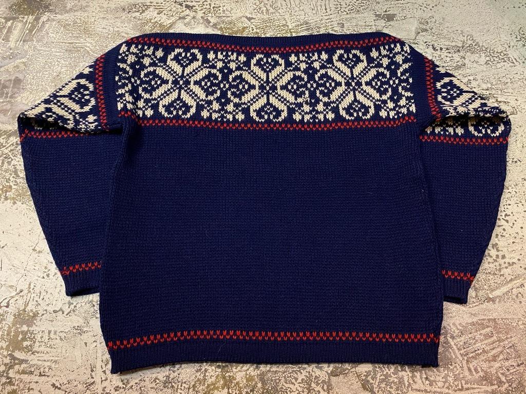 12月5日(土)マグネッツ大阪店Superior入荷日!! #3 KnitSweater編!! Nordic,Outdoor,Fisherman!!_c0078587_18011839.jpg
