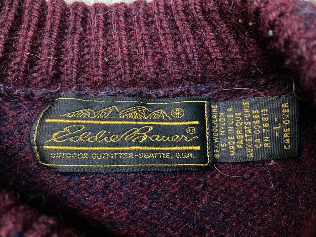 12月5日(土)マグネッツ大阪店Superior入荷日!! #3 KnitSweater編!! Nordic,Outdoor,Fisherman!!_c0078587_18023042.jpg