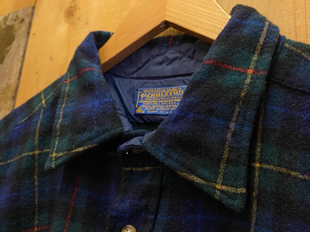 12月5日(土)マグネッツ大阪店Superior入荷日!! #4 PENDLETON&Cabela\'s編!! HuntingJkt,ReversibleJKT,Shirt,Knit,Pants!!_c0078587_18124043.jpg