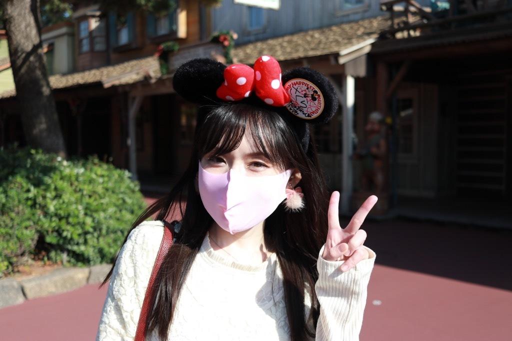 小春日和なディズニー♡_d0039189_20102752.jpg