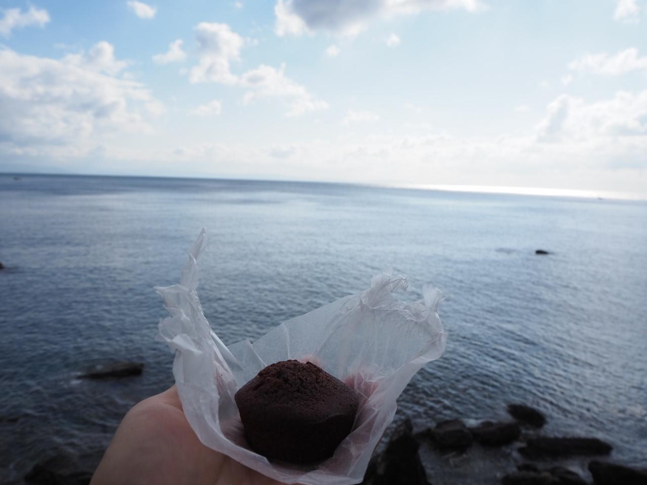 沼島にやってきたでいでいガール_f0370091_21084241.jpg