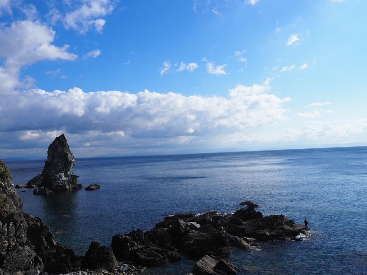 沼島にやってきたでいでいガール_f0370091_21084519.jpg