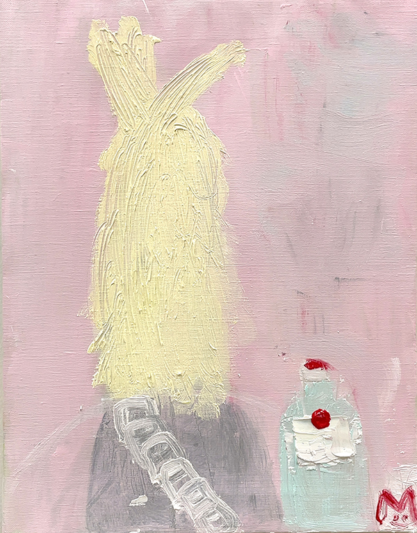 油絵「白い静物」_b0318098_18520329.jpg