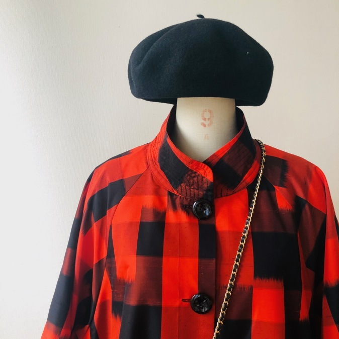 着物リメイク・着物からbigシルエットのコート_d0127925_13323645.jpg