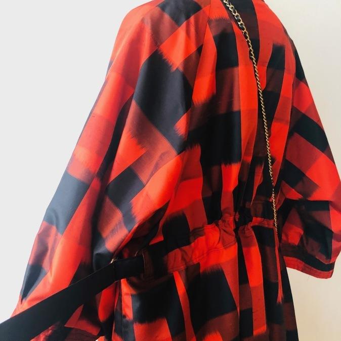 着物リメイク・着物からbigシルエットのコート_d0127925_13325281.jpg