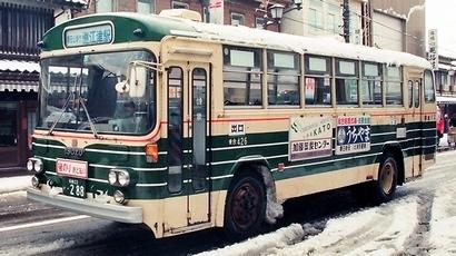 頸城自動車 いすゞK-ECM430 +北村_e0030537_22073876.jpg