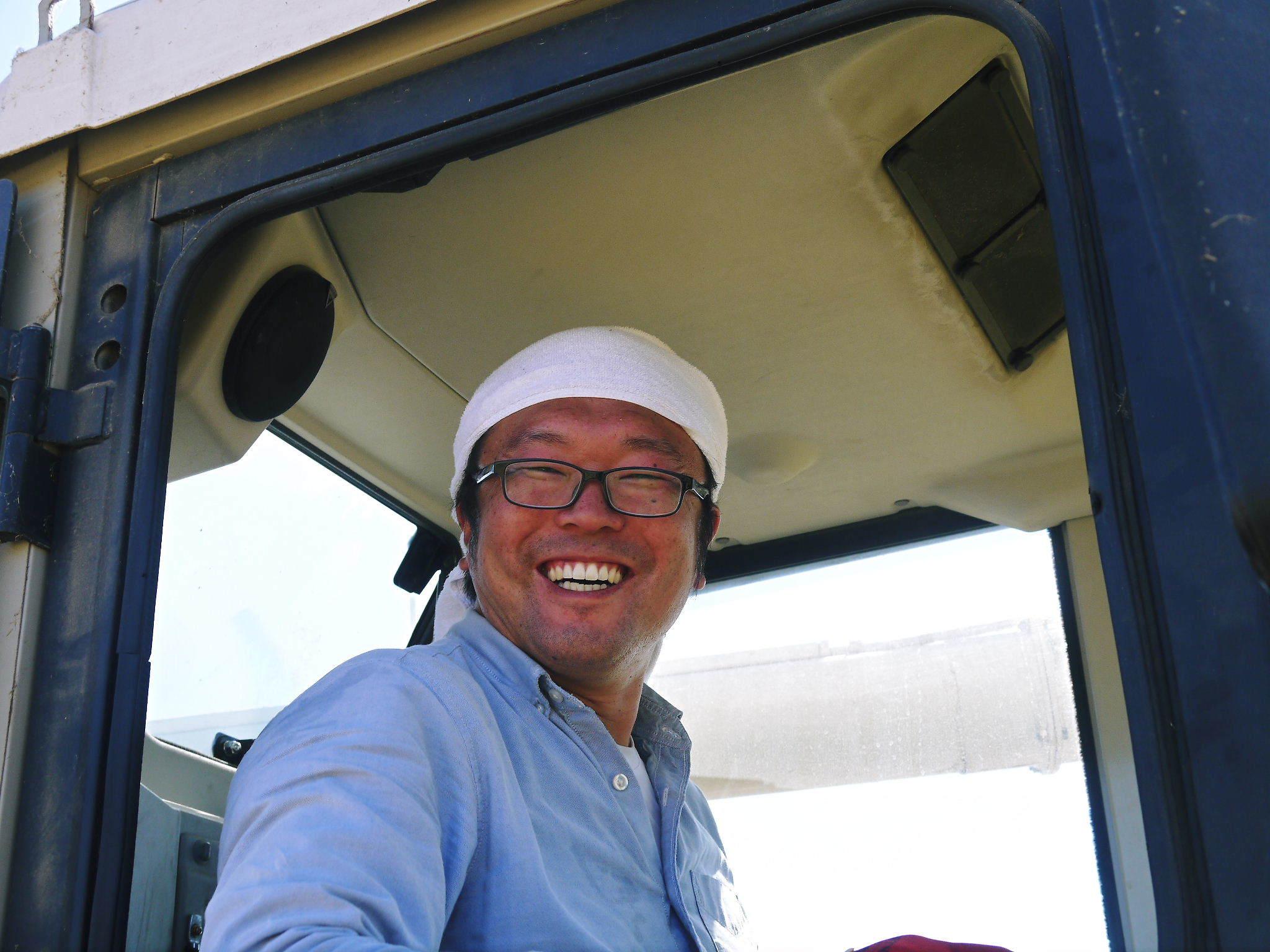 無農薬の『雑穀米』『発芽玄米』『米粉(微細粒米粉)』大好評販売中 稲刈りの様子2020(番外編)_a0254656_18053030.jpg