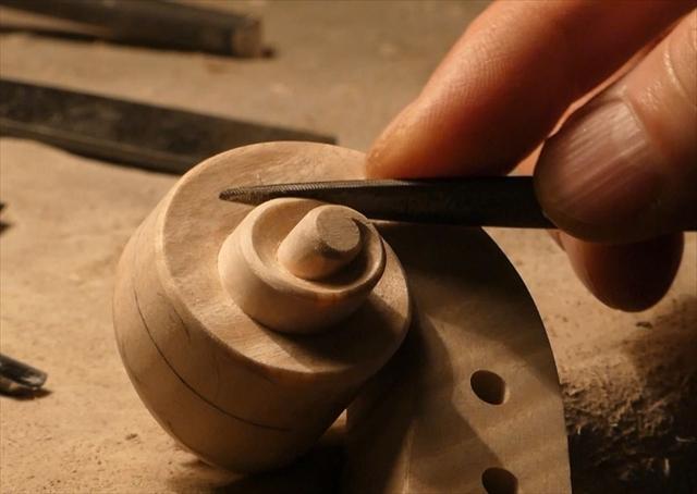 ウズマキの製作、動画と写真でご紹介。_d0047461_06512448.jpg