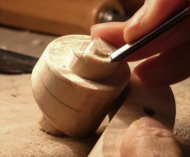 ウズマキの製作、動画と写真でご紹介。_d0047461_06524948.jpg