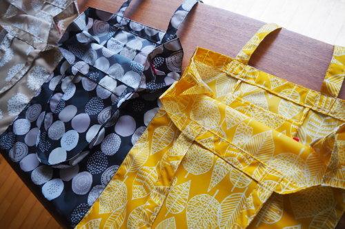 今年のgift setは「sacoche & ecobag nylon」_e0243765_16382465.jpg
