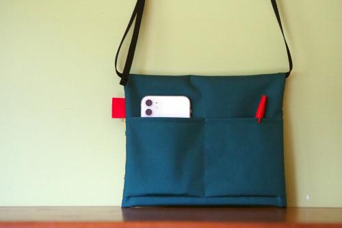 今年のgift setは「sacoche & ecobag nylon」_e0243765_16400052.jpg
