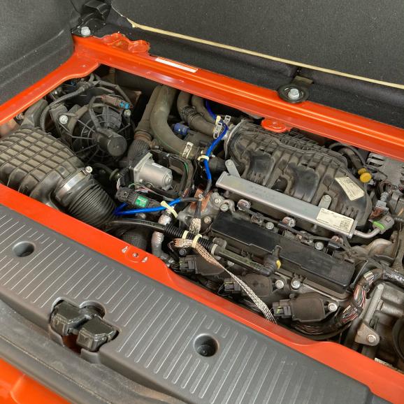 トゥインゴ3 GT 0.9ターボ EDC アーシング施工_f0032891_17183538.jpg