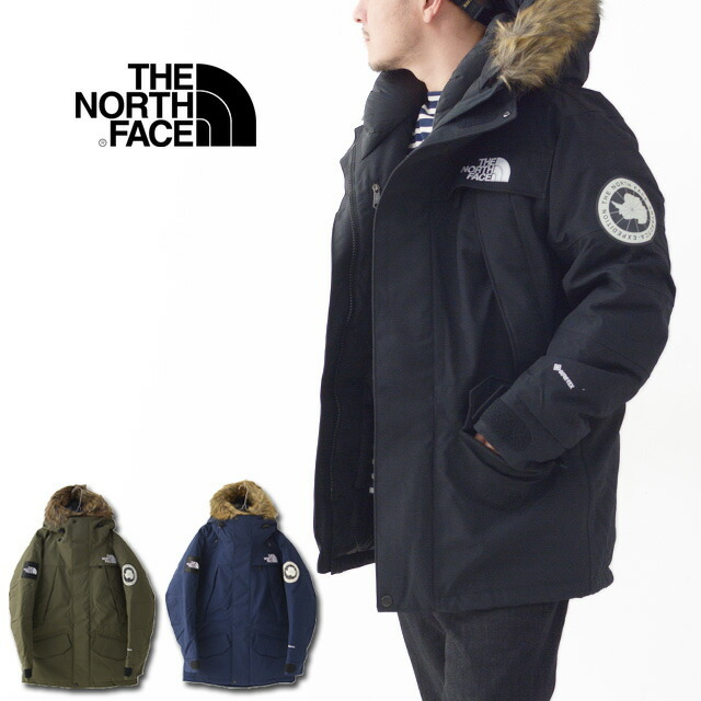 THE NORTH FACE [ザ ノースフェイス正規代理店] M Antarctica Parka [ND92032] アンタークティカパーカ(down jacket) MEN\'S _f0051306_15054257.jpg