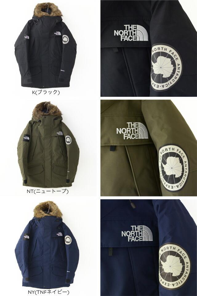 THE NORTH FACE [ザ ノースフェイス正規代理店] M Antarctica Parka [ND92032] アンタークティカパーカ(down jacket) MEN\'S _f0051306_15054308.jpg