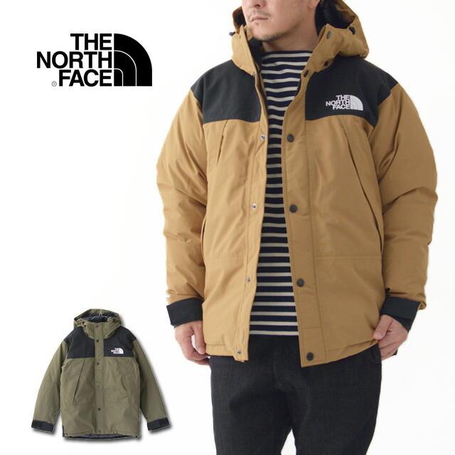 THE NORTH FACE [ザ ノースフェイス正規代理店] Mountain Down Jacket [ND91930] マウンテンダウンジャケット/MEN\'S _f0051306_15202077.jpg
