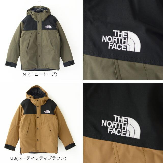 THE NORTH FACE [ザ ノースフェイス正規代理店] Mountain Down Jacket [ND91930] マウンテンダウンジャケット/MEN\'S _f0051306_15202119.jpg