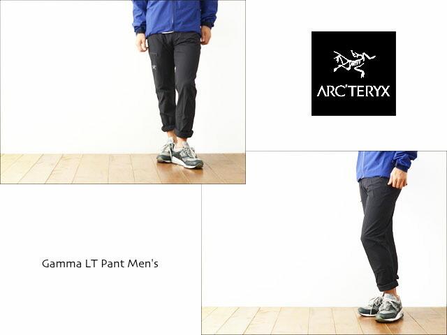 ARC\'TERYX [アークテリクス正規代理店] Gamma LT Pant Men\'s [26445] ガンマ LT パンツトレイルランニング・ MEN\'S_f0051306_17070354.jpg
