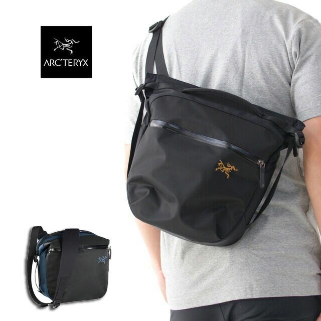 ARC\'TERYX [アークテリクス正規代理店] Arro 8 Shoulder Bag [24019] アロー8 ショルダーバッグ・ボディーバッグ・MEN\'S/LADY\'S_f0051306_17163975.jpg