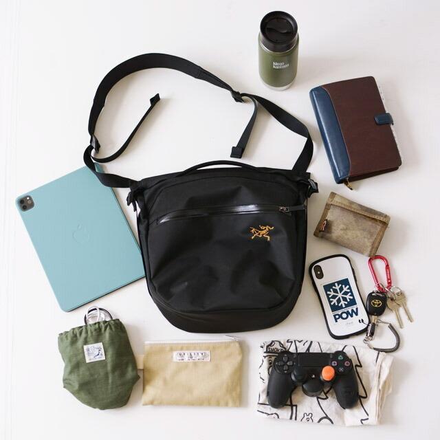 ARC\'TERYX [アークテリクス正規代理店] Arro 8 Shoulder Bag [24019] アロー8 ショルダーバッグ・ボディーバッグ・MEN\'S/LADY\'S_f0051306_17164017.jpg