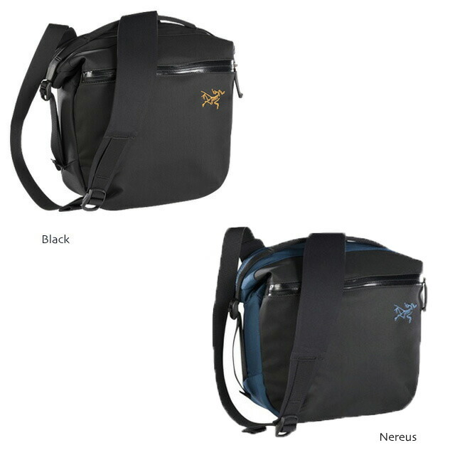 ARC\'TERYX [アークテリクス正規代理店] Arro 8 Shoulder Bag [24019] アロー8 ショルダーバッグ・ボディーバッグ・MEN\'S/LADY\'S_f0051306_17164073.jpg