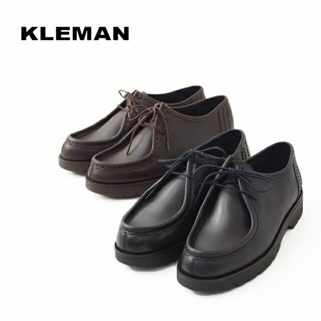 KLEMAN [クレマン] PADRE WOMEN (CUIR+TOILE)「チロリアンシューズ」レザーシューズ・フランス生産 LADY\'S _f0051306_17435637.jpg