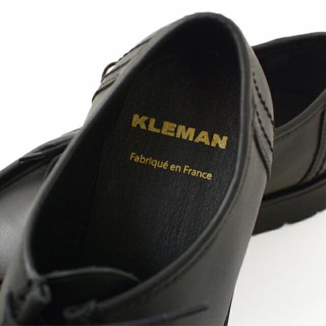 KLEMAN [クレマン] PADRE WOMEN (CUIR+TOILE)「チロリアンシューズ」レザーシューズ・フランス生産 LADY\'S _f0051306_17435773.jpg
