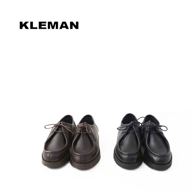 KLEMAN [クレマン] PADRE WOMEN (CUIR+TOILE)「チロリアンシューズ」レザーシューズ・フランス生産 LADY\'S _f0051306_17435779.jpg