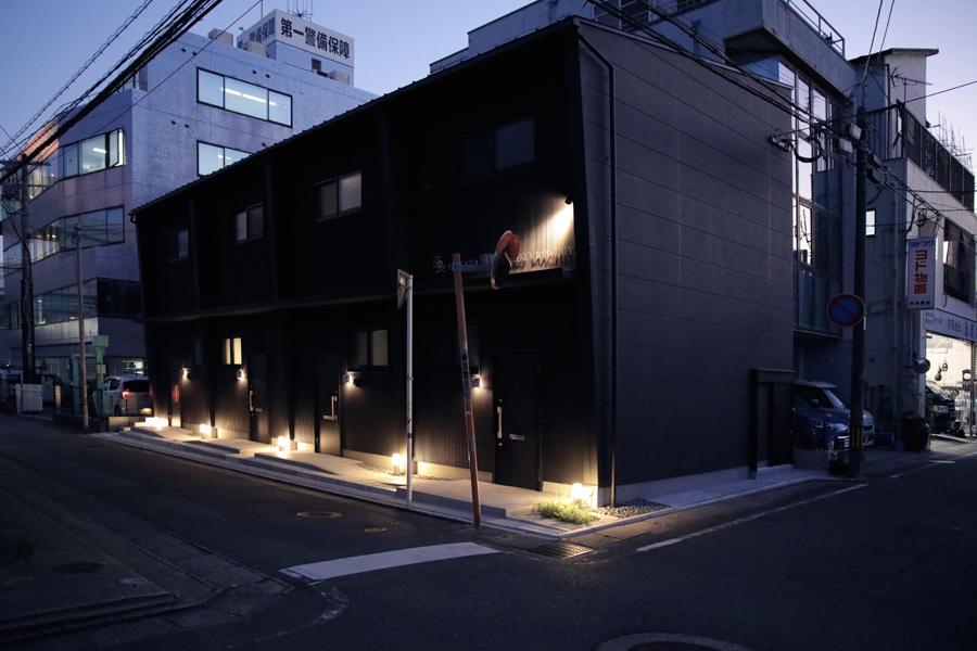 町屋スタイルのアパートメント『博多なでしこ町家』が完成しました。_e0029115_13024296.jpg