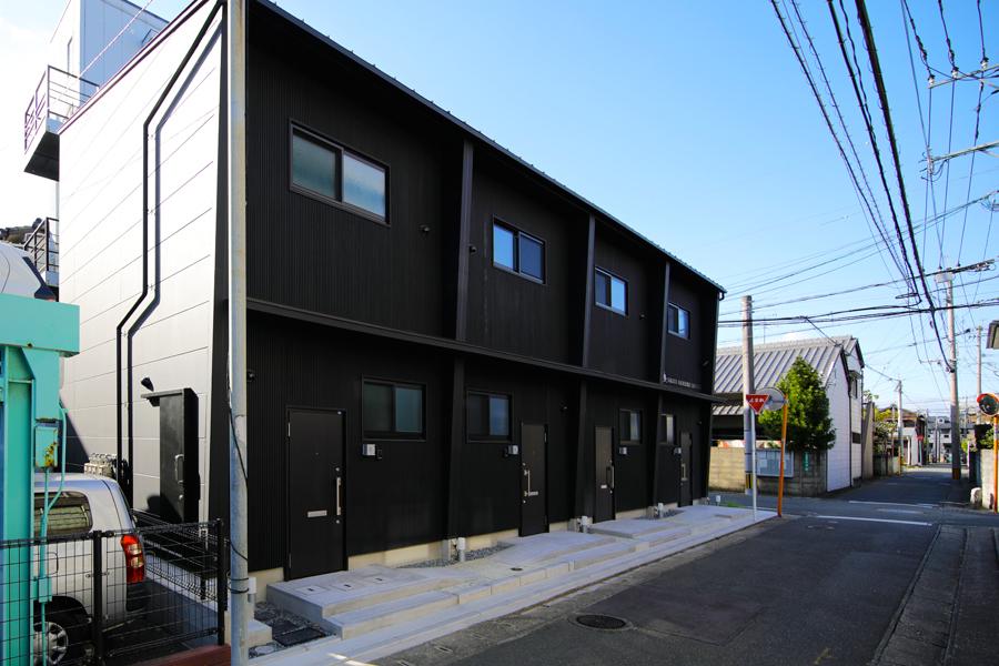 町屋スタイルのアパートメント『博多なでしこ町家』が完成しました。_e0029115_13030704.jpg