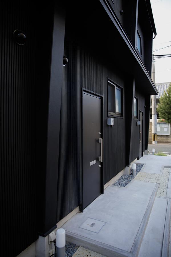 町屋スタイルのアパートメント『博多なでしこ町家』が完成しました。_e0029115_13032126.jpg