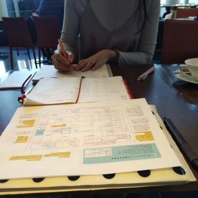 201204  個人レッスンで手帳の切り替えサポート❗_f0164842_21045865.jpg