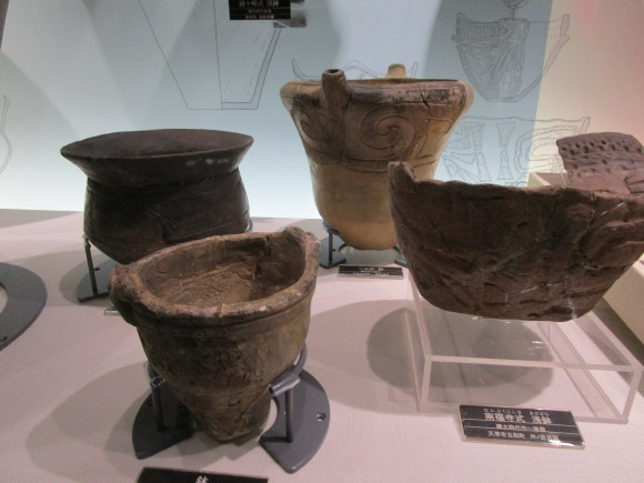 熊本県立博物館のテーマは何かな・本日、縄文土器の紹介_a0237545_10271362.jpg