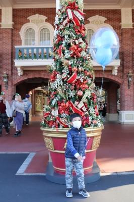 ディズニークリスマス_e0372651_11100433.jpg