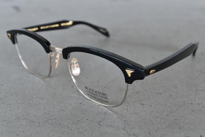 威厳あるヴィンテージデザインメガネ BJ classic SIRMONT_f0338654_13342798.jpg