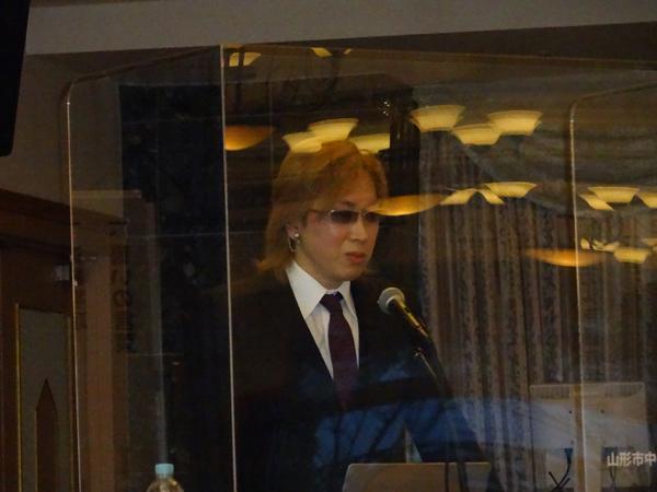スポーツグラスプロアドバイザー那須丈雄 山形市中央倫理法人会様モーニングセミナーで講演!_c0003493_16023620.jpg
