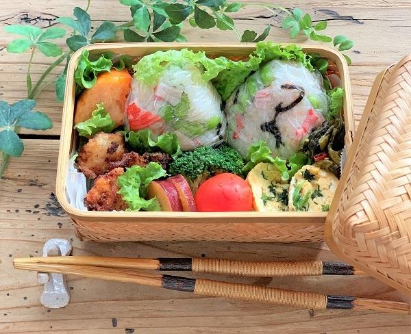 お弁当と おうちごはんと つぶやきと_d0249193_22071871.jpg