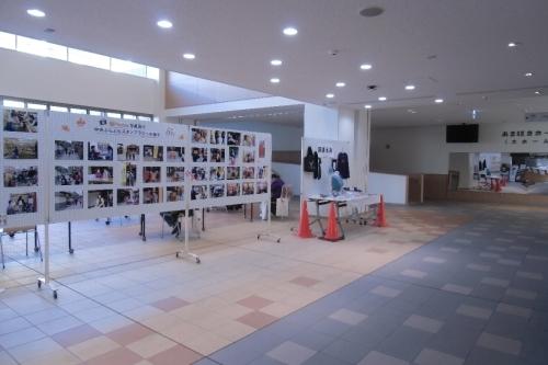 「梅プラザロビー展示」に参加しました_d0251850_16201634.jpg