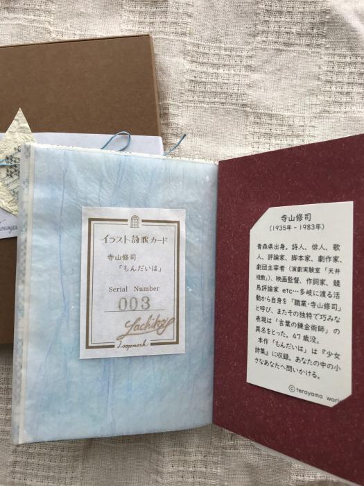 イラスト詩歌カード、誕生!_f0228652_16121612.jpg