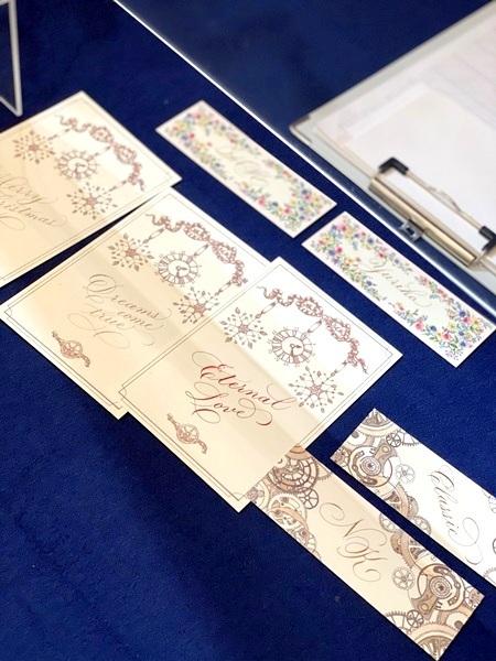 神戸カミネ『Excellent Fair』ライブ筆耕終了しました☆_b0165872_12534540.jpeg
