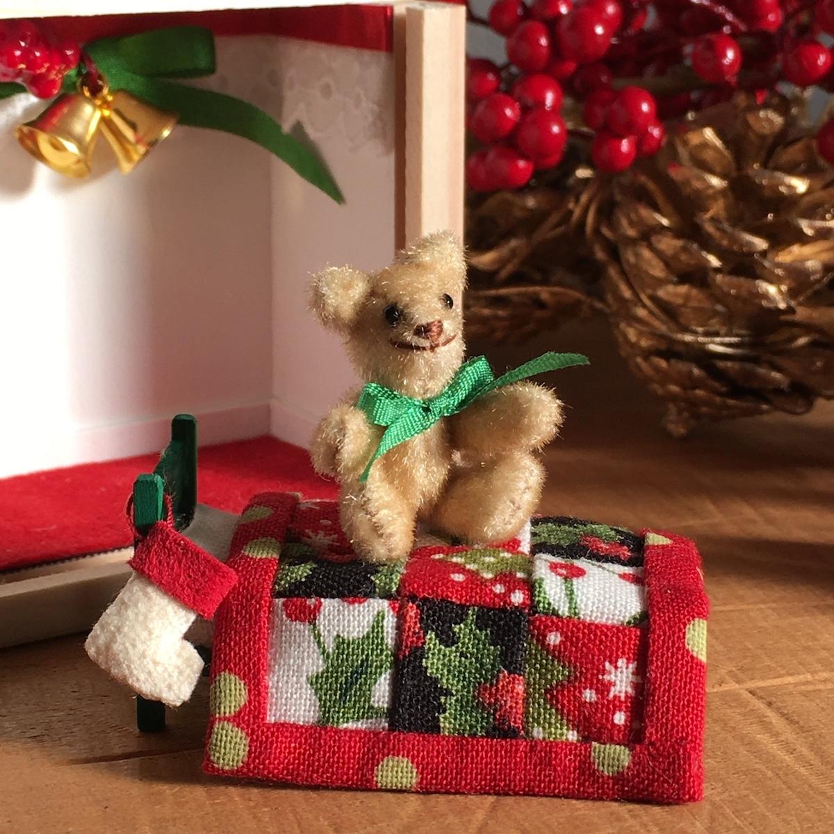 クリスマスにハマっています_d0349081_23214627.jpg