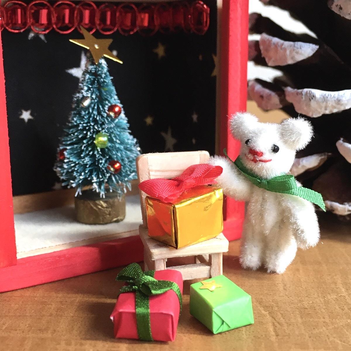 クリスマスにハマっています_d0349081_23221326.jpg