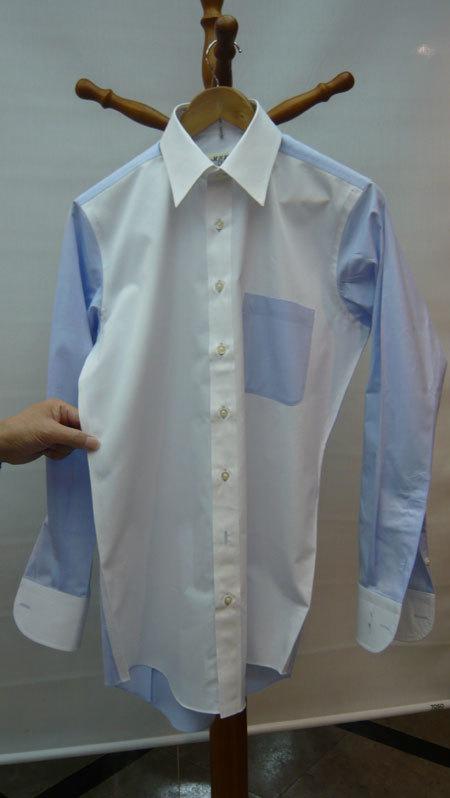 パッチワークシャツ_a0110103_20393573.jpg