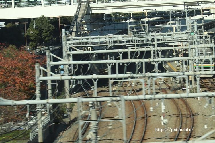 車窓から流れる景色は新幹線から。_a0214329_14445924.jpg